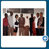 Participants at a seminar, 2010.They are from MTN Nigeria, Dangote Group & Forestry Research Institute, Ibadan
